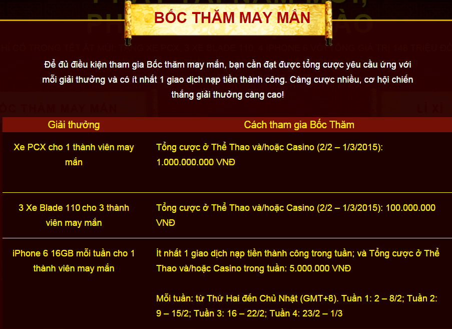 Dafabet Khuyen Mai Boc Tham