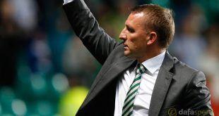Brendan Rodgers: Celtic đang có phong độ tốt
