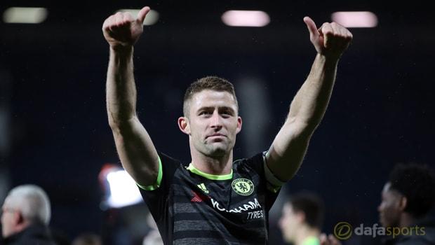 Cahill tin rằng áp lực cho Chelsea ở NHA mùa tới sẽ rất lớn