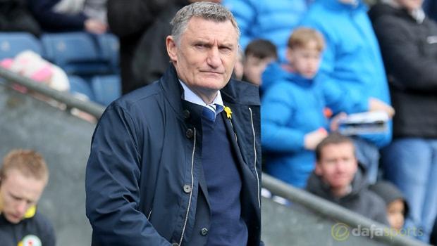 Tony Mowbray: Blackburn đã bắt đầu nhảy vào TTCN