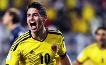 World Cup 2018: Đặt cược vào ĐT Colombia tại Dafabet
