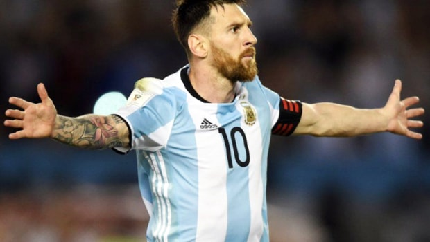 World Cup 2018: Đặt cược vào ĐT Argentina tại Dafabet