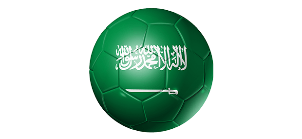 World Cup 2018: Đặt cược vào ĐT Saudi Arabia tại Dafabet