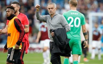 Tỉ lệ cược vào Jose Mourinho Manchester United tại Ngoại hạng Anh 2018