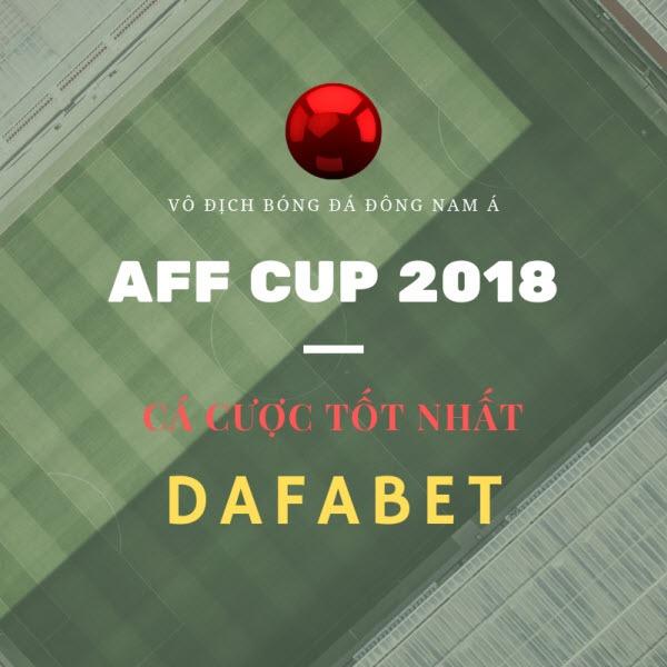 cá cược AFF CUP 2018