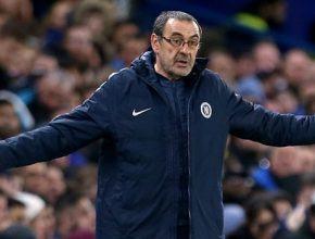 Đặt cược Chelsea: Maurizio Sarri lo lắng trước trận đấu với Dynamo Kiev