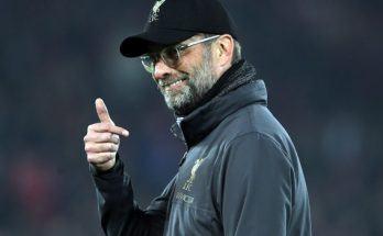 Jurgen Klopp hài lòng với chiến thắng xấu của Liverpool