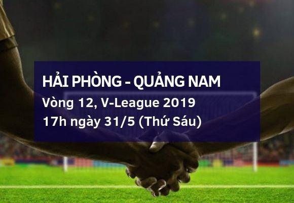 dafabet-viet-nam-v-league-2019-hai-phong-quang-nam