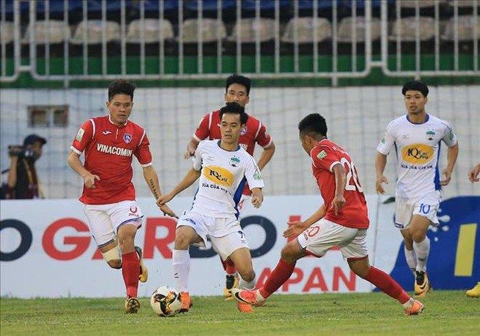 V-League 2019 Vòng 16 Hà Nội vs Hoàng Anh Gia Lai HAGL