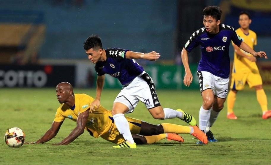 V-League 2019 Vòng 16 Hà Nội vs Hoàng Anh Gia Lai Ha Noi