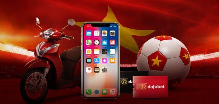 Asiad 2018 Đặt cược vào ĐT Việt Nam cùng Dafabet