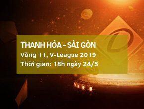 Thanh Hóa vs Sài Gòn: Kèo bóng đá Dafabet ngày 24/5