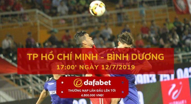Hồ Chí Minh vs Bình Dương dafabet