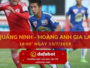 Quang Ninh - HAGL dafabet