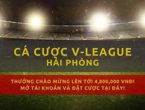 [V-League] CLB Hải Phòng mùa giải 2019 – Lịch thi đấu, kết quả