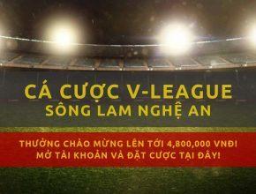 [V-League] Sông Lam Nghệ An mùa giải 2019 – Lịch thi đấu, kết quả