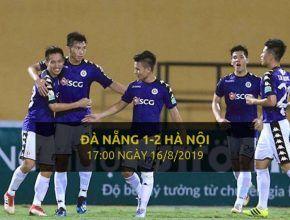 Đà Nẵng 1-2 Hà Nội (Highlight - Dafabet)