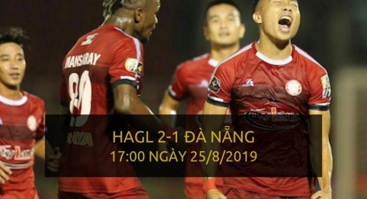 Hoàng Anh Gia Lai 2-1 Đà Nẵng (Highlight V-League 2019)