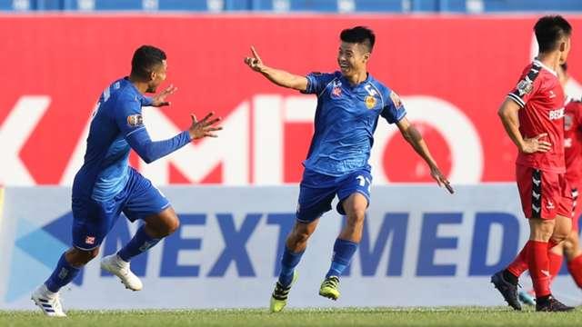 Highlight Quảng Nam 2-0 TP Hồ Chí Minh