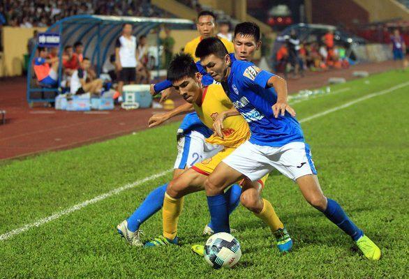 soi keo Quảng Ninh 0-0 Nam Định