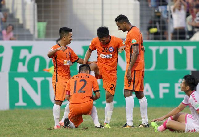 [V-League 2019, Vòng 19] Hải Phòng vs Sài Gòn 1