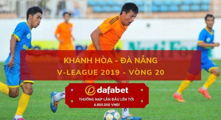 [V-League 2019, Vòng 20] Sanna Khánh Hòa vs Đà Nẵng