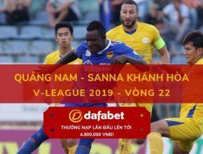soi keo Quảng Nam vs Khánh Hòa