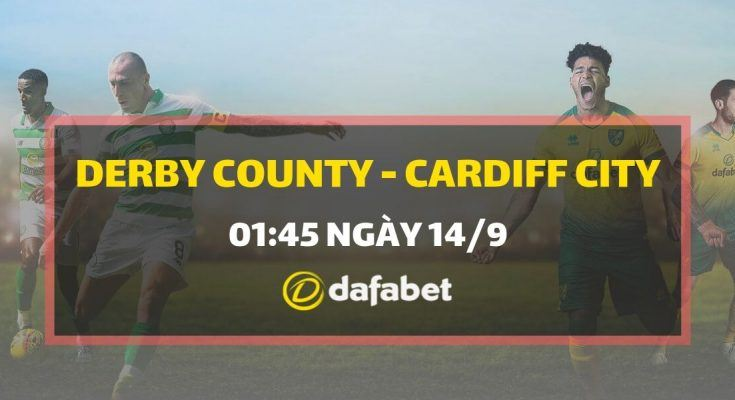 Derby County vs Cardiff City