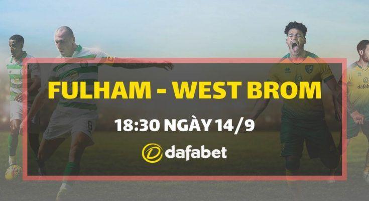 Fulham vs West Bromwich Albion