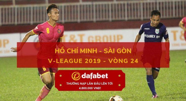 TP.Hồ Chí Minh vs Sài Gòn soi kèo dafa