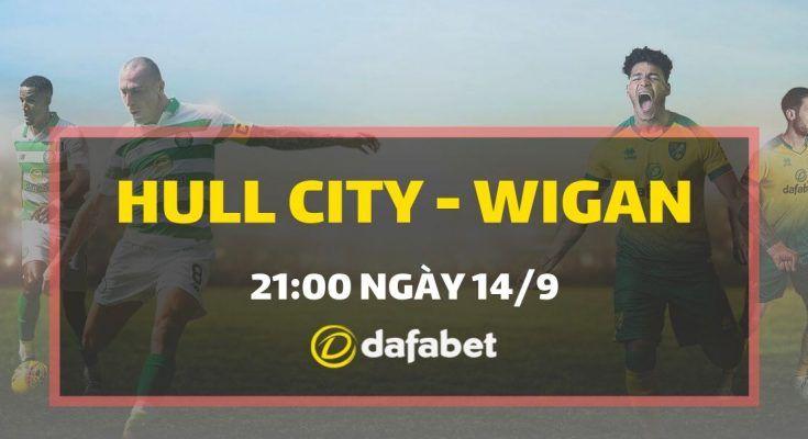 Trực tiếp Hull City vs Wigan Athletic - link đặt cược Dafabet