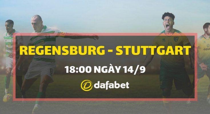 Trực tiếp Jahn Regensburg - VfB Stuttgart - link đặt cược Dafabet
