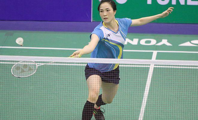 Vu, Thi Trang vs Zhang, Yiman dafabet