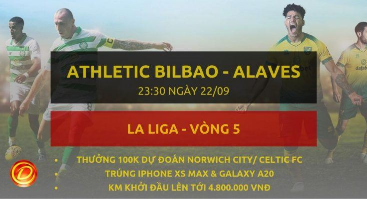 ca cuoc bong da tay ban nha dafabet [La Liga] Athletic Bilbao vs Deportivo Alaves