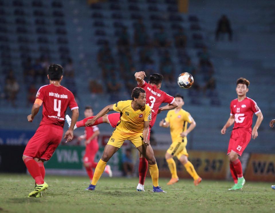 nha cai dafa [V-League 2019, Vòng 23] Hà Nội vs Viettel