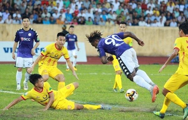 soi keo dafabet [V-League 2019, Vòng 23] Hà Nội vs Viettel