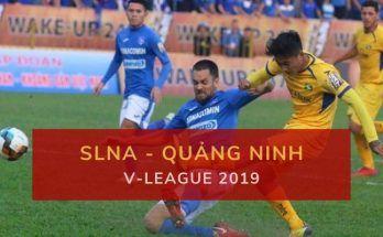 Đặt cược Sông Lam Nghệ An vs Than Quảng Ninh (17h Thứ bảy 19/10)