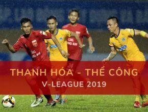 Thanh Hoá vs Viettel