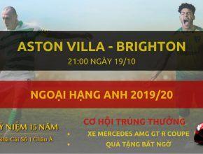 Dafabetvietnam.net-Aston Villa - Brighton & Hove Albion