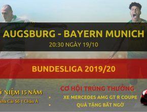 Dafabetvietnam.net-Augsburg - Bayern München