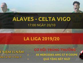Dafabetvietnam.net-Deportivo Alavés - Celta Vigo