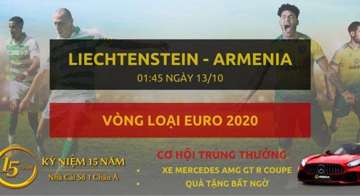 Liechtenstein - Armenia -Vong loai Euro 2020-13-10
