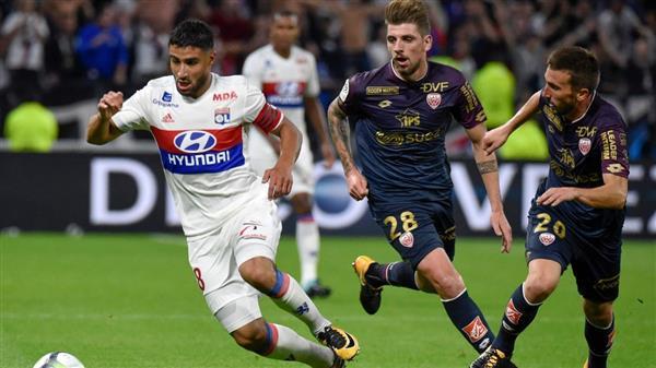 dafabet Olympique Lyonnais vs Dijon