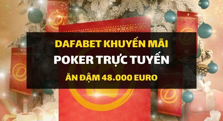 dafabet poker viet nam 2019