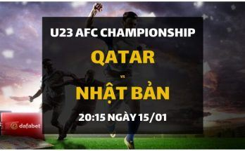 Đặt cược trận Qatar - Nhật Bản (20h15 ngày 15/01)