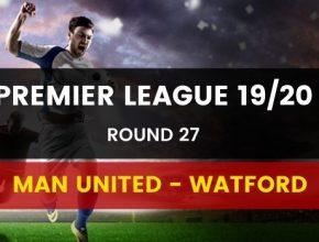 Dafabet gợi ý đặt cược Manchester United vs Watford (23/02)