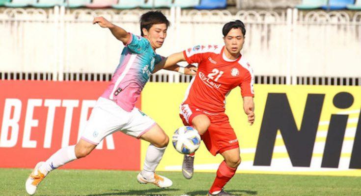 Thứ hạng của Việt Nam tụt nhẹ sau thành tích kém cỏi tại AFC Cup